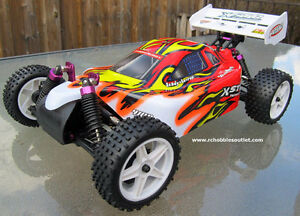 New RC Buggy/ Car 1/10 scale, Electric 4WD 2.4G  RTR Kingston Kingston Area image 3