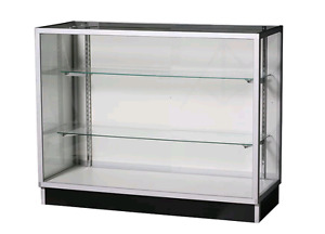 SPECIAL DISPLAY CASES AND RETAIL ACCESSORIES