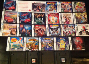 Nintendo DS and 3DS Games/Accessories
