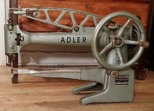 Machine Industrielle a coudre model 3d---1. ADLER.