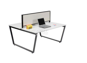 Collaboration Desk - Double - 60W x 60D x 30H used