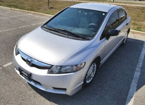 2011 HONDA CIVIC DX-G~CERTIFIED~ONLY 111,000KMS~CD/AUX/TINT