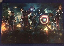 Marvel Avengers Canvas
