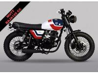 2017 17 MUTT BAJA125 CC NEW FOR 2017 EFI MODEL