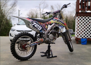 crf450r 2010 mint condition