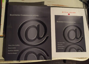 Business Communication - Process and Product Textbook