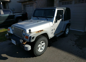 2004 Jeep TJ For Sale