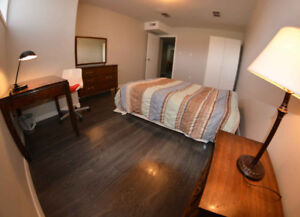 Bedrooms for rent in London Near Western and Fanshawe