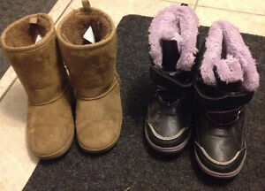 Joe fresh boots size 10
