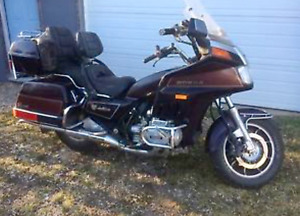 Goldwing excellent condition - under $100 per season to licence