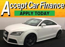 Audi TT Coupe FROM £98 PER WEEK!