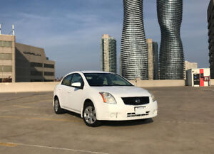 2008 Nissan Sentra - Safety and winter tires!