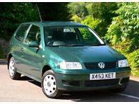 2001 Volkswagen Polo 1.4 S 3dr