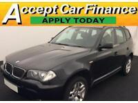 BMW X3 2.0d 2007MY M Sport FROM £31 PER WEEK!