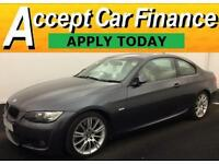 BMW 330 3.0TD 2008MY d M Sport FROM £31 PER WEEK!