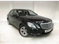 2013 13 MERCEDES-BENZ E CLASS 2.1 E220 CDI BLUEEFFICIENCY S/S SE 4D AUTO 170 BHP