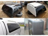 ANY COLOUR Nissan Navara D40 Hardtop 2005-2015. Will p/x Your Cover. Can Deliver