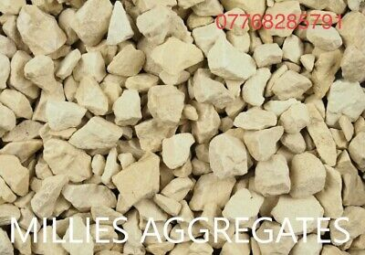 COTSWOLD BUFF STONE (LIMESTONE)20 MM DELIVERY-PRICE IS FOR BASED ON 10TON loads