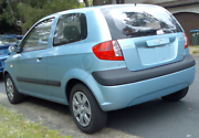 Wrecking Hyundai Getz Ellenbrook Swan Area Preview