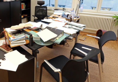 diy desk organizer ebay. Black Bedroom Furniture Sets. Home Design Ideas