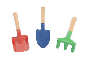 12 must have gardening supplies for kids ebay for Gardening tools toddlers