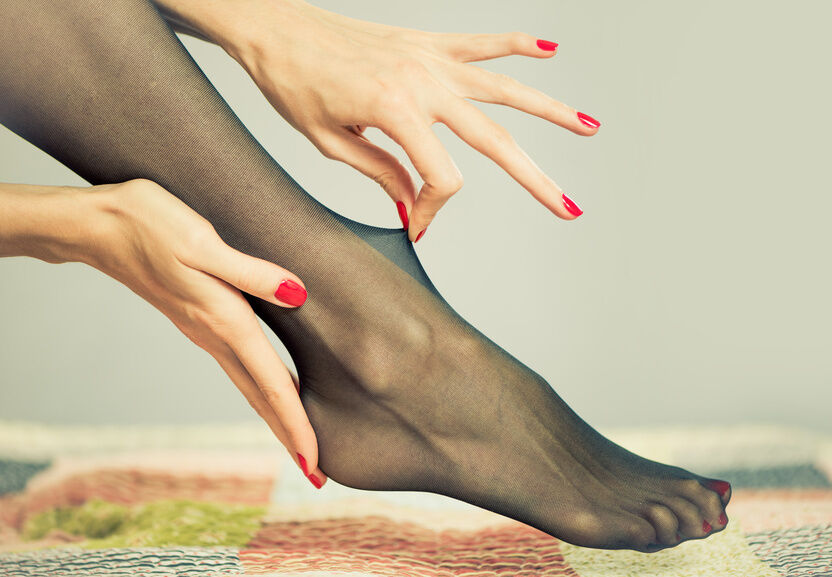 Stockings: So zeigen Sie Bein