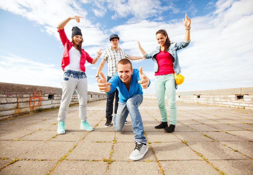 Hip-Hop als Ausdruck einer Jugendkultur