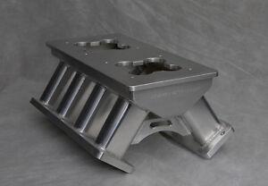 Tunnel Ram Billet Manifold Sheet Metal Intake 308 350 351