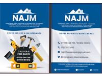 NAJM LTD for House Repaiting & maintenances