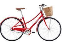Pinnacle Californium Two 2013 Women's Hybrid Bike Red