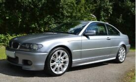 BMW e46 320cd coupe