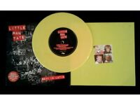 Little Man Tate ‎– Sexy In Latin, VG, on yellow vinyl, Indie Rock