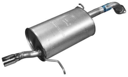Exhaust Muffler Assembly-Quiet-Flow SS Muffler Assembly fits 02-03 Protege5