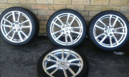 Holden Commodore ve vf vz* redline wheels and tyres 19""