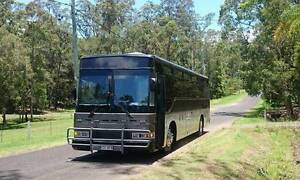 ISUZU BUS/MOTORHOME very LOW KMS NEW FITOUT VERY REILABLE Kulangoor Maroochydore Area Preview