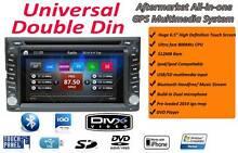 "6.2 "" indash GPS Navigation bluetooth DVD player USB connection Parramatta Parramatta Area Preview"