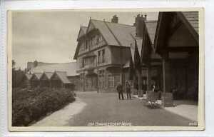 (Lk337-343) Real Photo of  IDA Convalescent Home, HORSFORTH 1911, Used VG