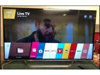 "LG 55LB700V Full HD 1080p Freeview HD Smart 3D LED TV 55"""
