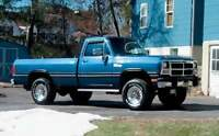 Wanted 4x4 winter beater truck
