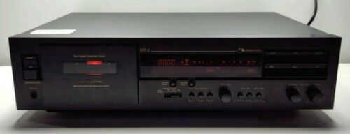 Nakamichi DR-3 Two-Head Cassette Deck
