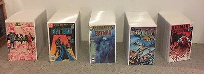 Batman 200 To 713 New 52 1 To 52 Plus Bonus Random Extras Lot Run Collection