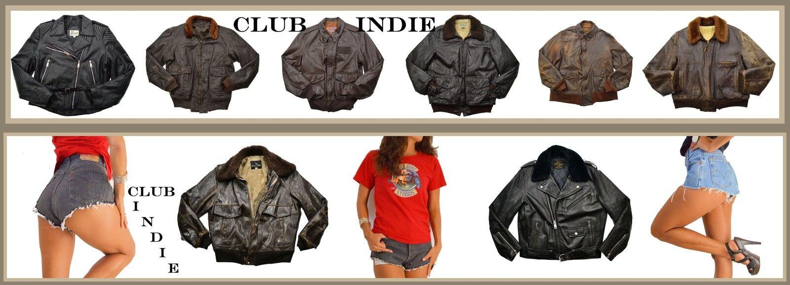 Club Indie Leathers