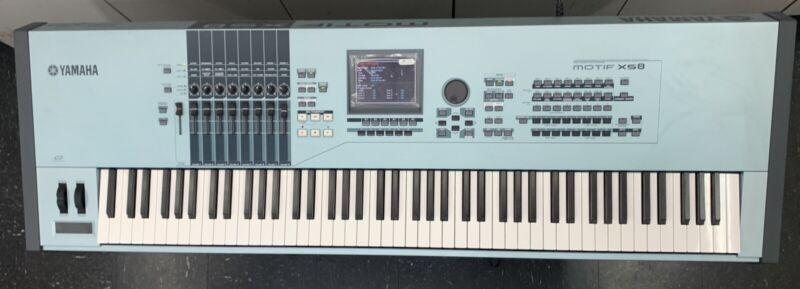 Yamaha Motif XS8 Music Production Synthesizer