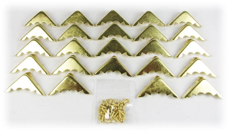 Brass decorative corners ebay