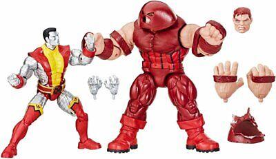 Marvel - Legends Series 80th Anniversary Colossus & Juggernaut (2-Pack) - Multi