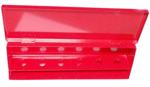 Fire Sprinkler Head Cabinet Box 6 Spare (For 6 Spare Sprinkler Headbox)