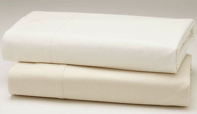 NEW Pack of 2 Luxury King XL Flat Bed Sheets - 110