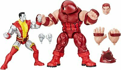 Marvel - Legends Series 80th Anniversary Colossus & Juggernaut (2-Pack) - Multi