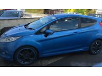Ford Fiesta Zetec Sport 1.6