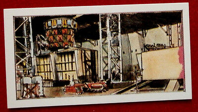 STINGRAY - Card #20 - UNDERGROUND EMPLACEMENT - CADET SWEETS (1964)